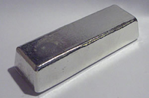 bar of tin